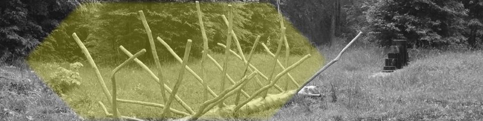 Naturlehrpfad Wartung, Naturübernachtung Ausbildung | Hochkant - Naturhotel Planung, Projekt