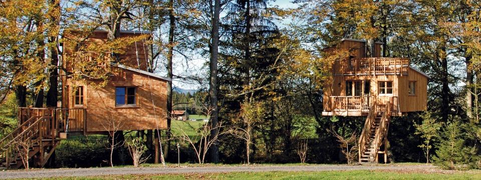 Baumhaushotel Allgäu