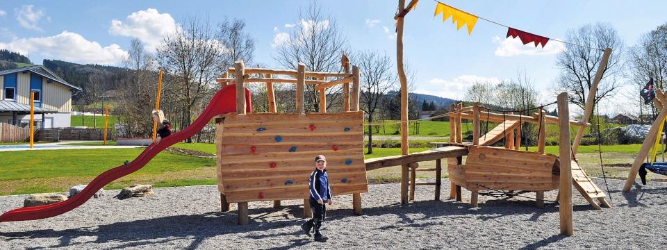 Spielplatz Freibad Weiler